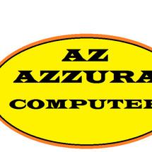 Logo azzura computer