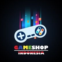 Logo Gameshop Indonesia