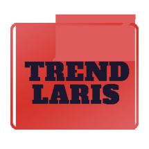 Logo Trend laris