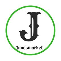 """Logo June"""" batik"""