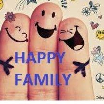Happy family ID Logo