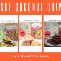 UNDE COCONUT CHIPS
