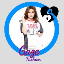 Logo Gaze Fashion