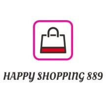 Logo Happy Shopping 889