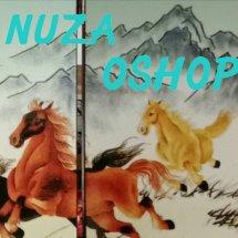 Logo NUZA OSHOP