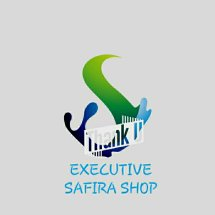 Logo Executive Safira Shop