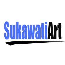 Logo Sukawati Art