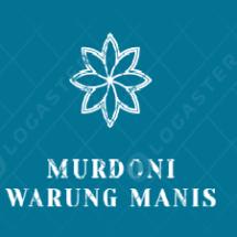 Logo MURDONI WARUNG MANIS
