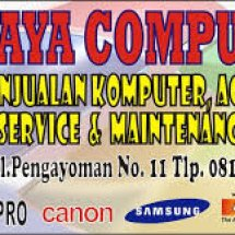 Logo Cahaya Komputer Store