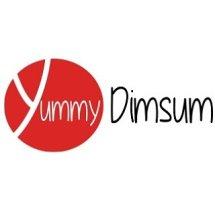 Logo Yummy Dimsum Frozen Food