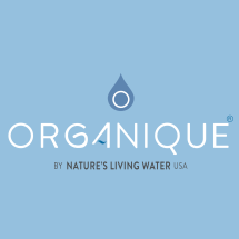 Logo organique water