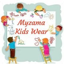 Logo Myzama kids wear