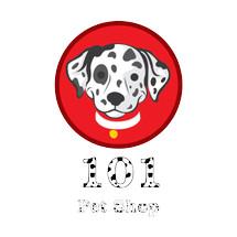 Logo 101 PET SHOP