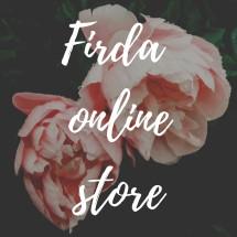 Logo FIRDA STORE ONLINE