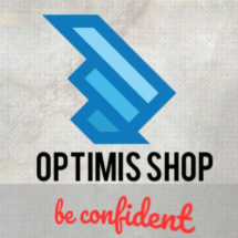 Logo optimis shop