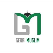 Gerai Muslim Official Logo