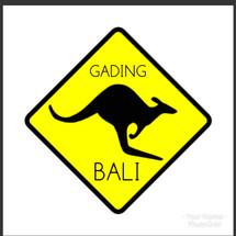 Logo Gading Bali Shop