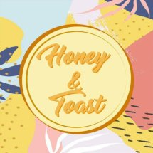 Logo Honeyandtoast