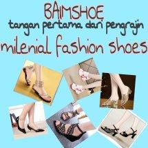 Logo baim shoes