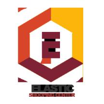 Logo Elastic Shooping Center