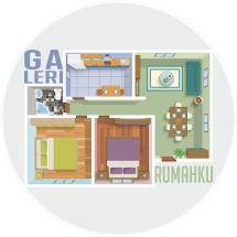 Logo Galeri Rumahku Trustore