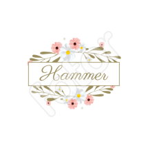 Logo Hammer Fashion