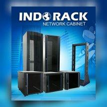 INDORACK IT Networking Logo