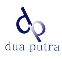 Logo toko dua putra