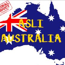 Logo asli australia