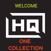 Logo HQ one collection