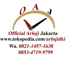 Logo official Arloji Jakarta