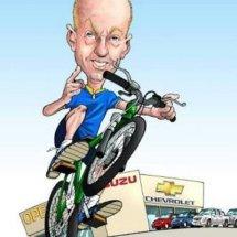 Om Botak Sepeda
