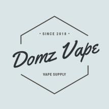 DomzVape Logo