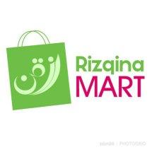 Logo Rizqina Mart
