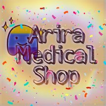 Logo Arira Medical Shop