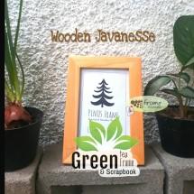Logo GreenTea Frame