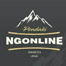 Logo Pendaki Ngonline