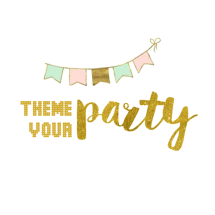 Logo Theme Your Party