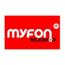 Logo Myfon Teleshop Official