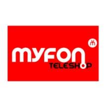 Logo Myfon Teleshop Tangcity