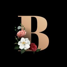 Logo Bassamah Store