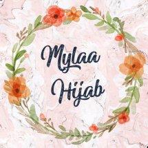 Logo mylaa hijab