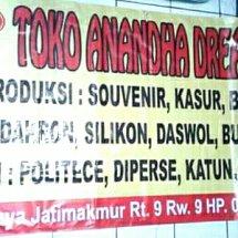 Logo anandha dream