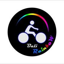 Bali Rainbow Logo