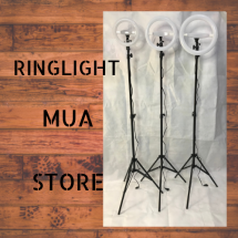 Logo Ringlight MUA