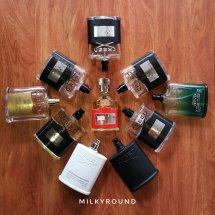 Logo Milkyround Parfum