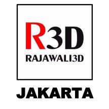 Logo Rajawali 3D JAKARTA