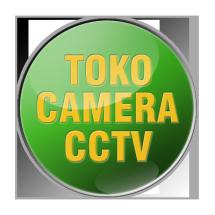 Logo TOKO CAMERA CCTV