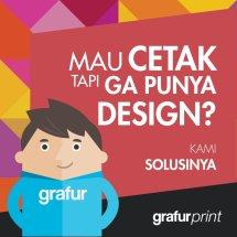Logo grafur digital printing