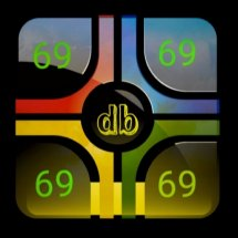 Logo dani bharata 69